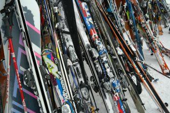 Giełda narciarska w KIK