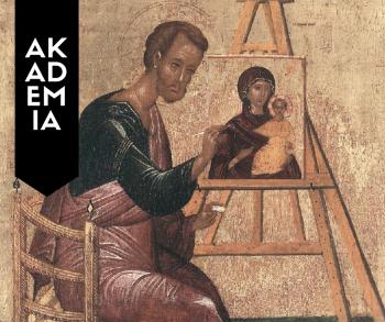 """Warsztaty pisania ikon Studium Ikony -""""Kreska i Światło"""""""