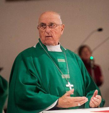 Msza święta z okazji 90. urodzin biskupa Bronisława Dembowskiego