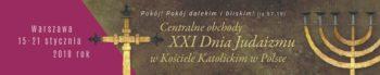 XXI Dzień Judaizmu w Kościele w Polsce