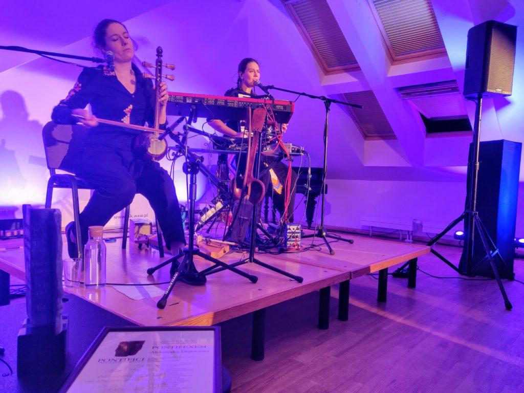 Karolina Cicha - koncert w KIK