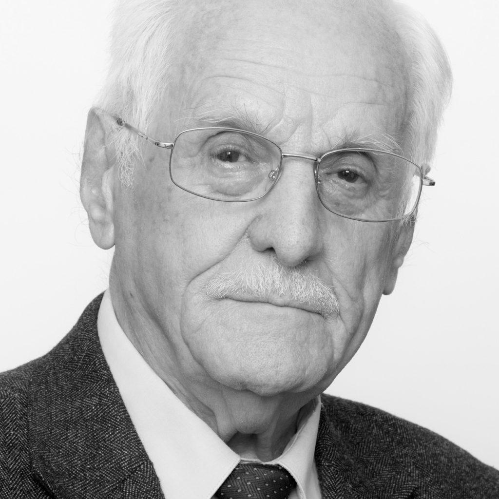 prof. Stanisław Luft. www.1944.pl